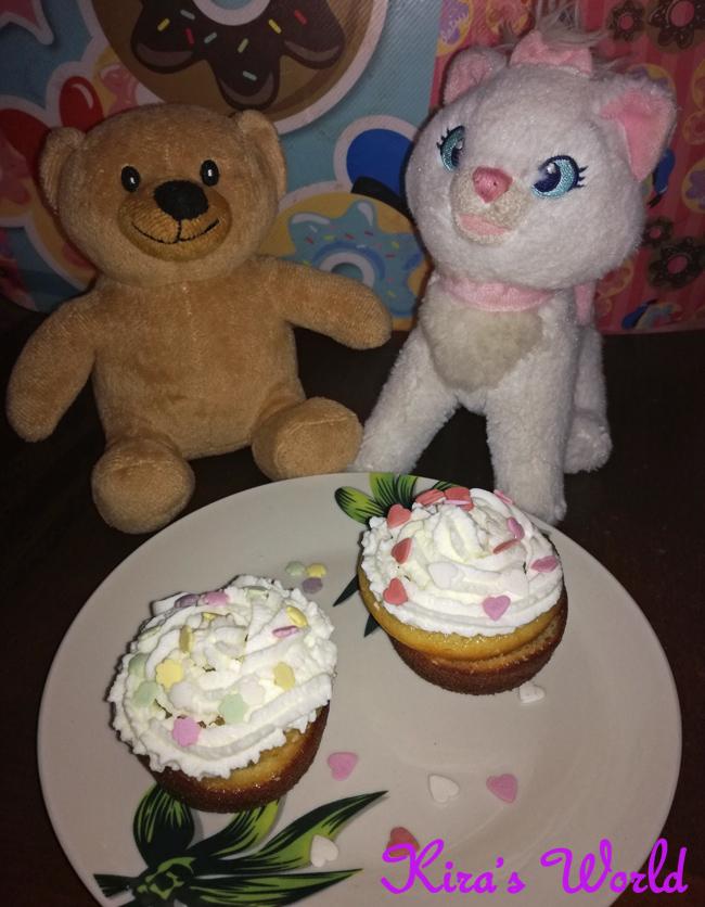 I muffin dell'amicizia