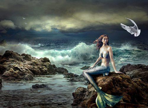 La vera storia della Sirenetta