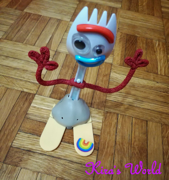 Forky di Toy Story 4