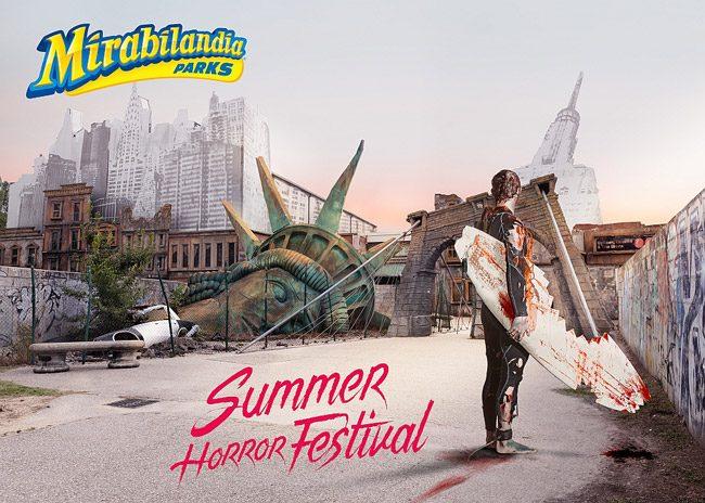Summer Horror Festival a Mirabilandia