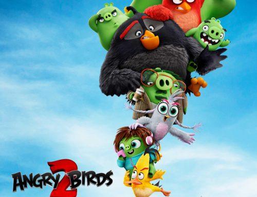 Angry Birds 2: trama, trailer e sneek peek