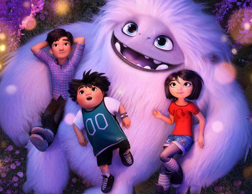 Il piccolo Yeti: trama, trailer e locandina