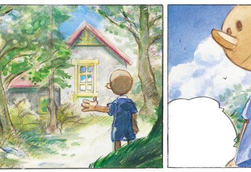Povero Pinocchio, torna la storia a fumetti del burattino