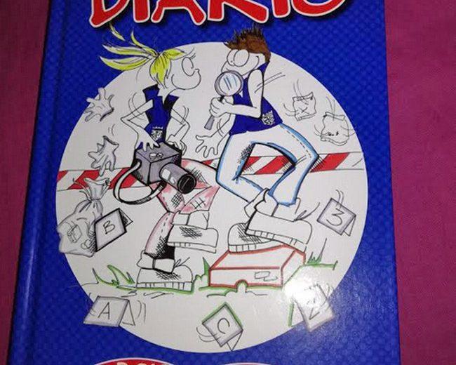 Il diario della Polizia per i bambini della scuola primaria