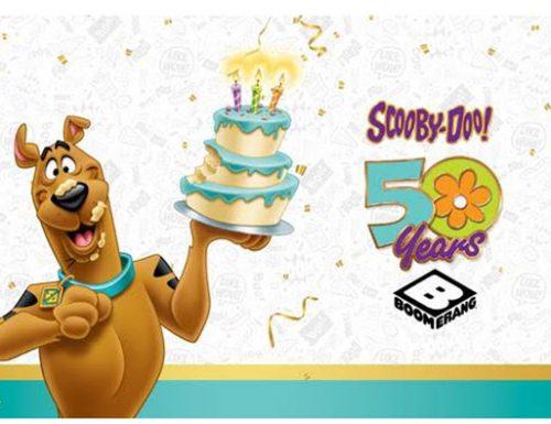 Scooby-Doo festeggia 50 anni