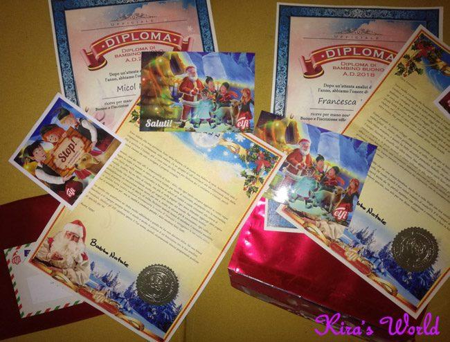 Santa Post, la lettera da Babbo Natale