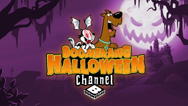 Boomerang Halloween Channel