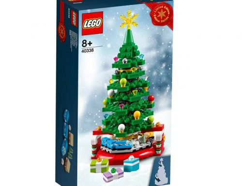Lego Christmas Tree Limited Edition, il regalo per il Natale 2019