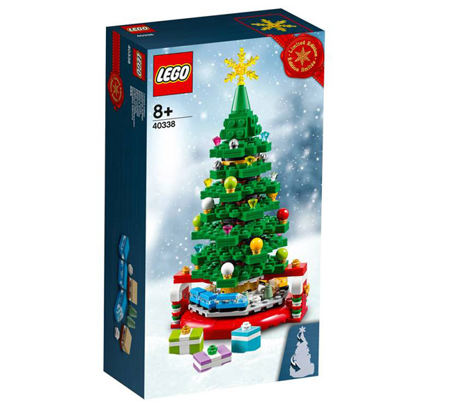 Lego Christmas Tree Limited Edition