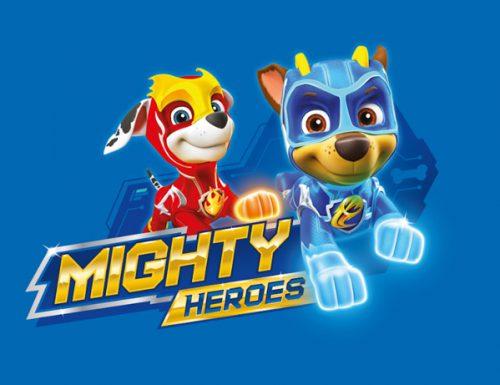 Mighty Pups, i nuovi episodi di Paw Patrol