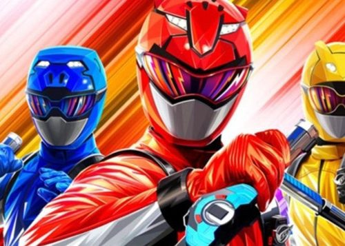 Power Ranger Beast Morphers arriva in Prima Tv su Boing