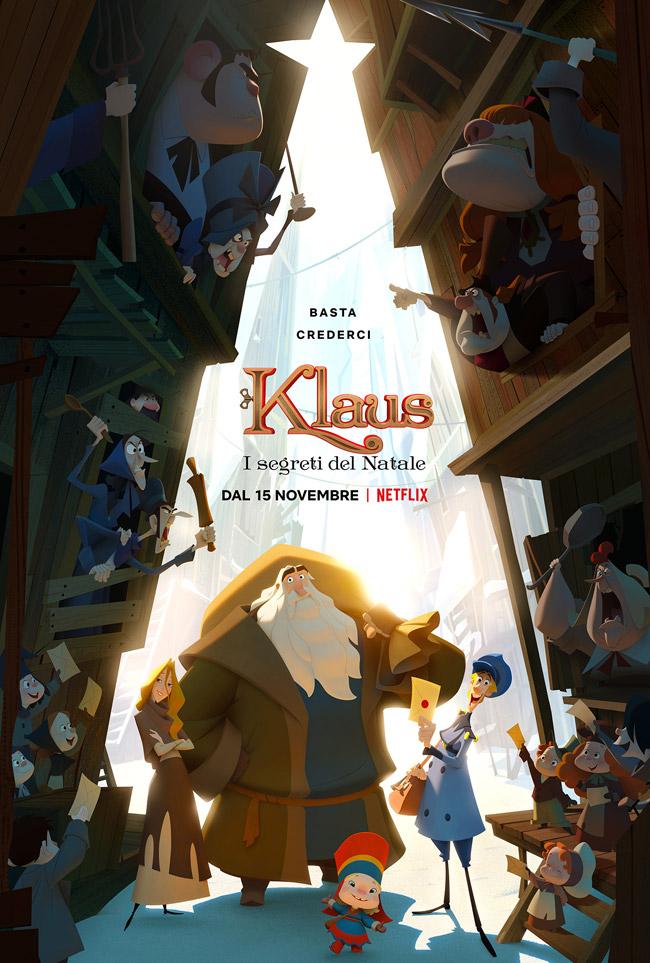 Klaus I segreti del Natale