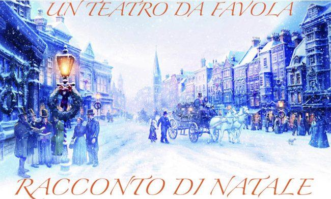Torna il Racconto di Natale di Un Teatro da Favola