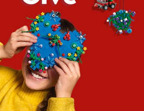 Lego Build To Give, l'evento benefico a Roma