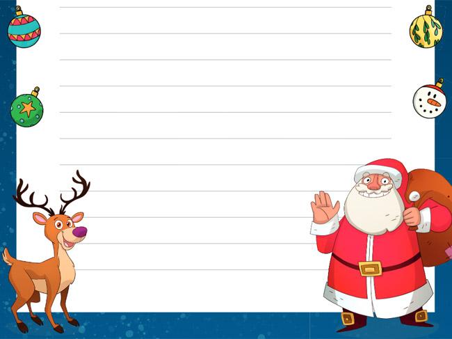 Lettera di Babbo Natale da Poste Italiane