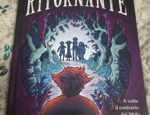 Il ritornante, l'esordio di Paola Barbato nella letteratura per ragazzi