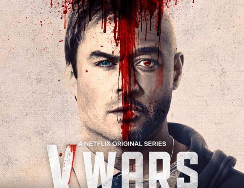 V-Wars, la nuova serie sui vampiri con Ian Somerhalder