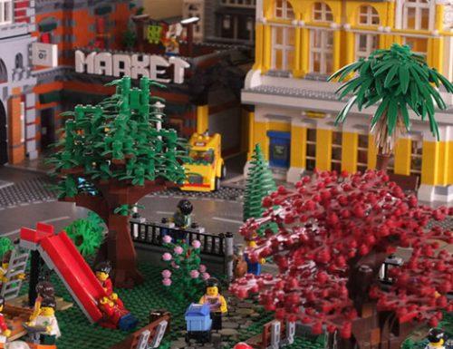 I Love Lego, la mostra arriva a Roma