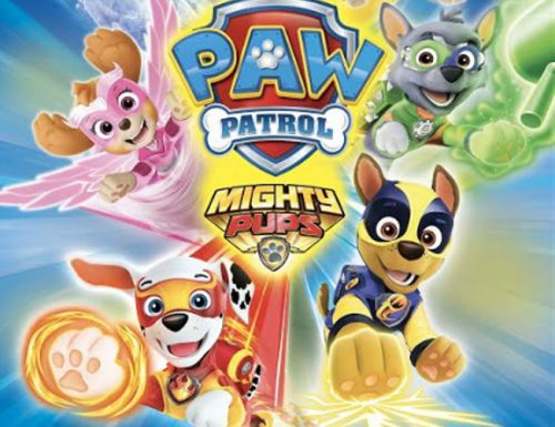 Il film dei Paw Patrol – Mighty Pups arriva al cinema