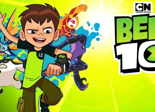 I nuovi episodi di Ben 10 arrivano in esclusiva su Cartoon Network