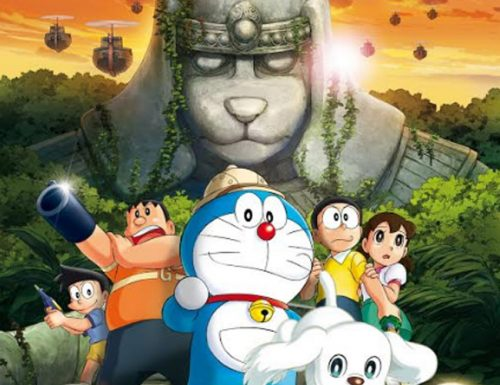 I film di Doraemon arrivano su Cartoonito