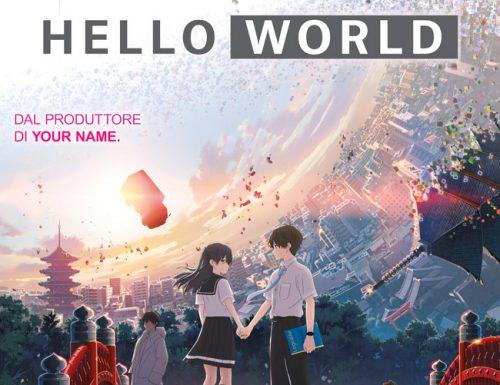 Hello World arriva al cinema per 3 giorni a marzo