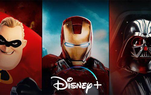 Disney + arriva in Italia: il catalogo completo