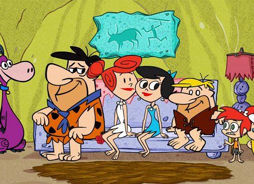 Yabba Dabba Dinosaurs, la serie spin-off dei Flintstones