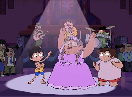 Victor e Valentino, la nuova serie animata di Boing