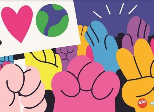 Salva il Pianeta. Diventa un eroe: iniziativa per la Giornata della Terra