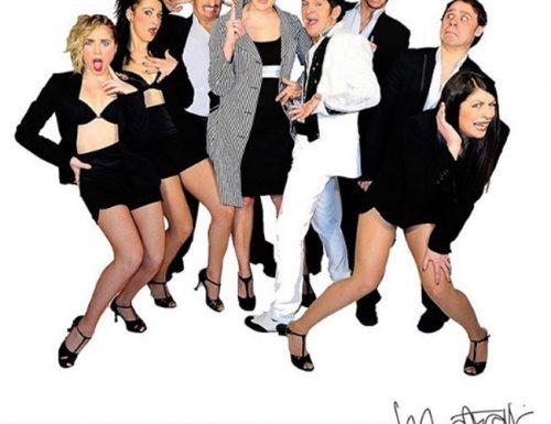 Sindrome da Musical, lo spettacolo con Manuel Frattini