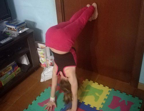 Preagonistica di ginnastica artistica: perché sono contenta di averla scelta