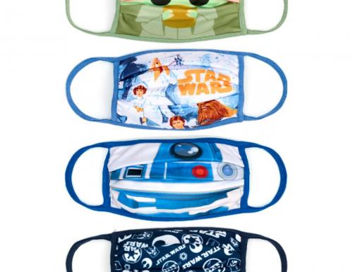 Arrivano le mascherine Disney in tessuto