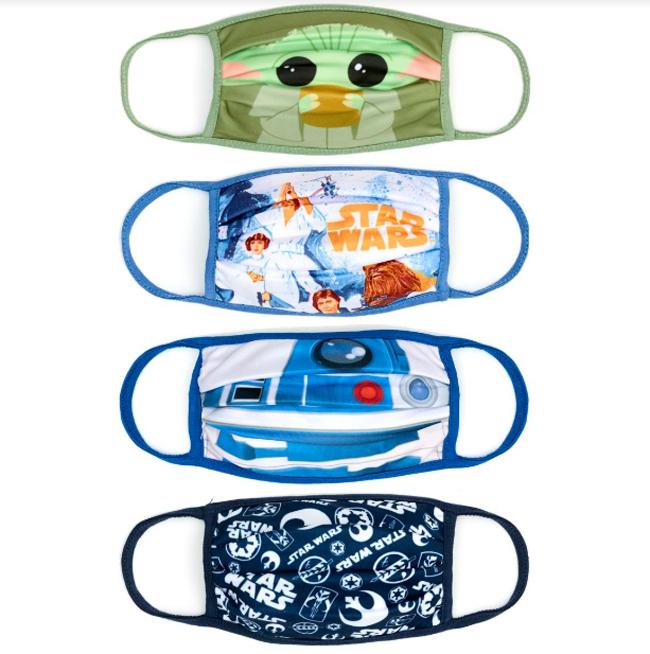 Mascherine Disney in tessuto