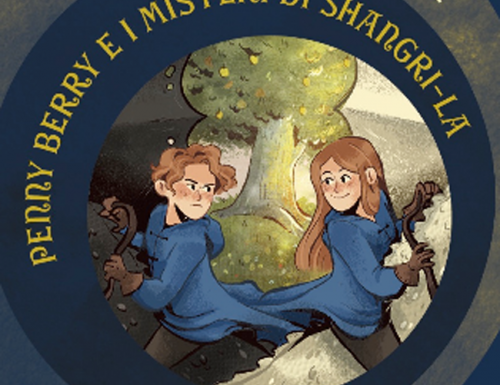 Penny Berry e i misteri di Shangri-La, la seconda avventura