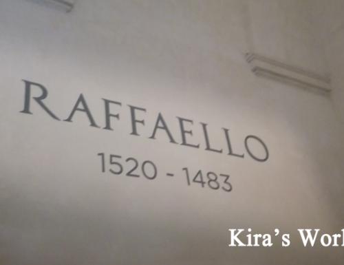 Raffaello 1520 – 1483, la mostra a Roma