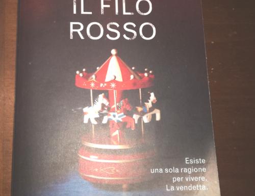 Il filo rosso, il romanzo di Paola Barbato