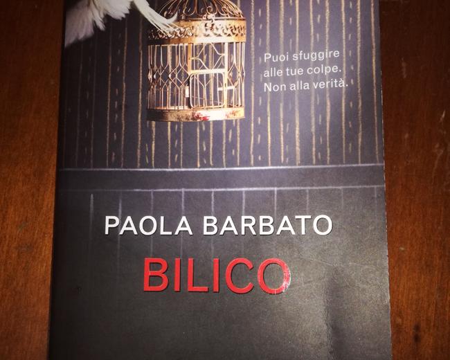 Bilico, il primo romanzo di Paola Barbato
