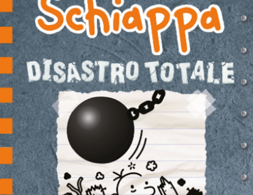 Disastro Totale, il nuovo libro di Diario di una schiappa