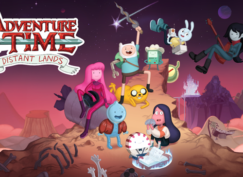 La serie tv Adventure Time compie 10 anni