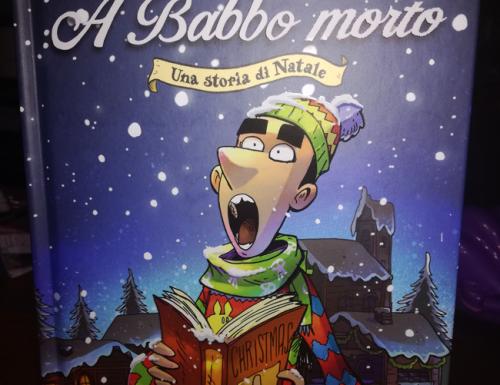 A Babbo Morto Una Storia di Natale, di Zerocalcare