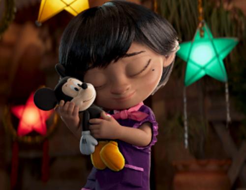 Una famiglia, infinite emozioni: il corto di Natale della Disney