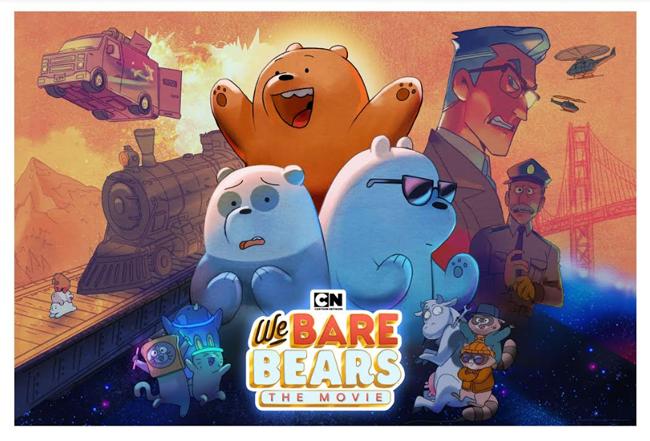 Siamo solo orsi - Il Film
