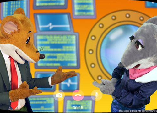 Geronimo Stilton Home Adventure: Viaggio nella Preistoria