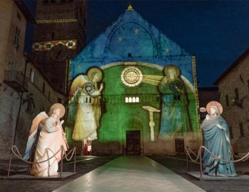 Il Presepe di San Francesco ad Assisi per il Natale 2020