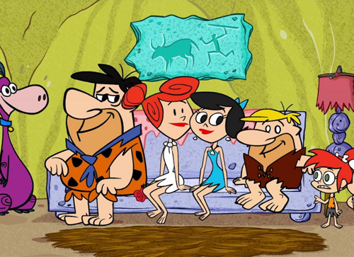 Yabba Dabba Dinosaurs arriva in tv su Cartoonito