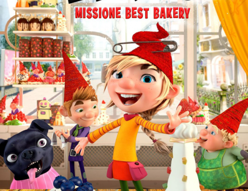 Elfkins Missione Best Bakery è disponibile on demand