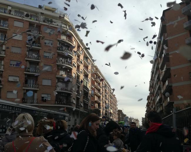 Il Carnevale di Sant'Atanasio, un anno dopo