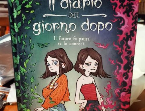 Il diario del giorno dopo, il romanzo di Paola Barbato