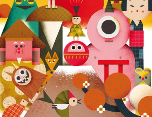 Goro Goro, il Giappone raccontato ai bambini